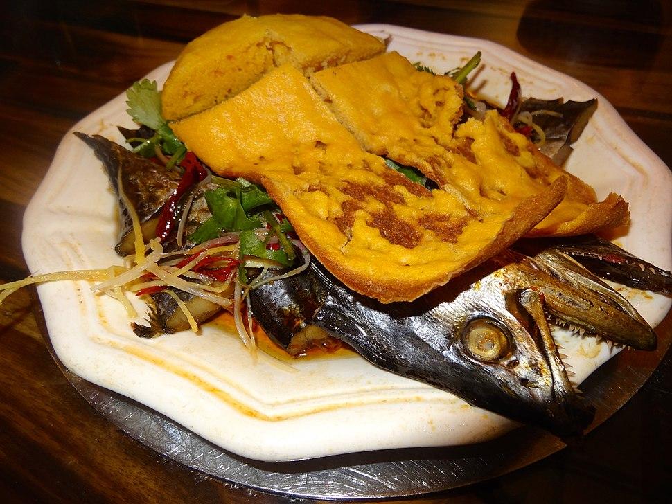 Salted fish Dalian