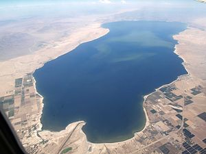 Salton Sea Travel guide at Wikivoyage