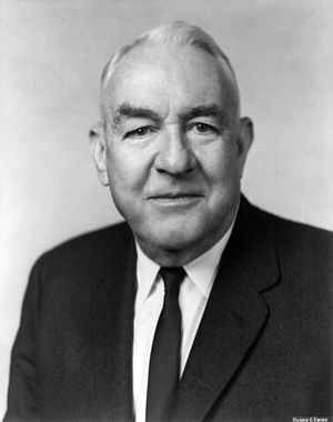 United States Senate election in North Carolina, 1968 - Image: Sam Ervin