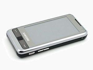 Samsung SGH-i900 - Image: Samsung i 900 Omnia