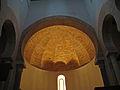 San Cebrián de Mazote iglesia mozarabe boveda del presbiterio ni.jpg
