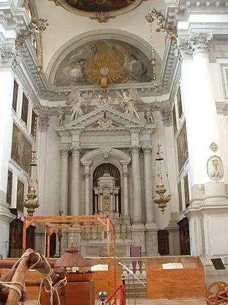 San Stae - Interior of San Stae