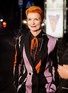 Sandy Powell (costume designer) British costume designer
