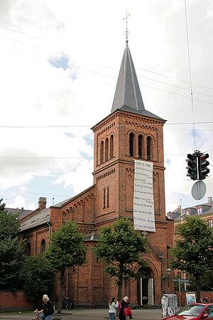Nørrebrogade - No. 191: St. Stephen's Church
