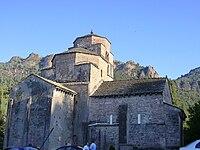 Santa Cruz de la Serós - Iglesia de Santa María.jpg