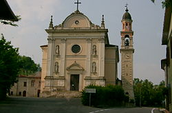 Church of Santa Maria Nascente.