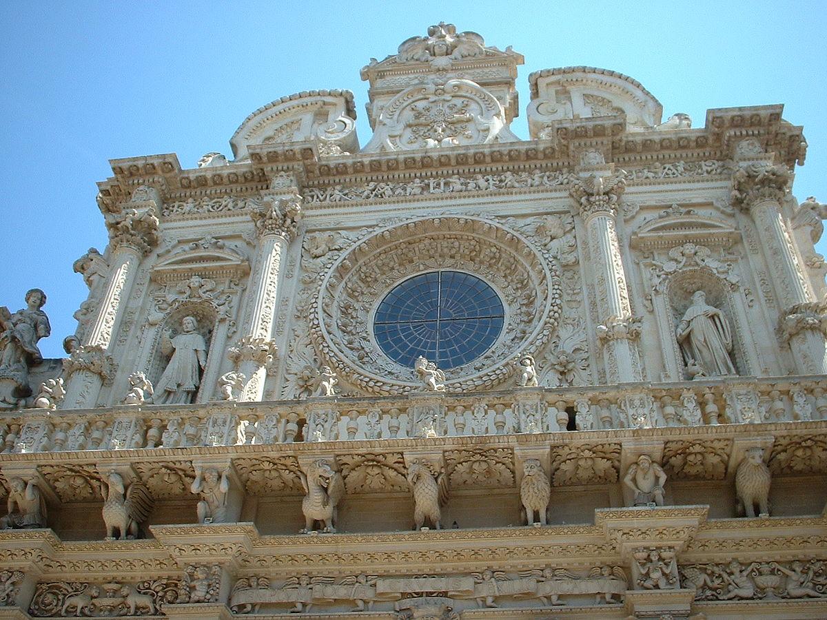 Lecce wikip dia for Dans italien