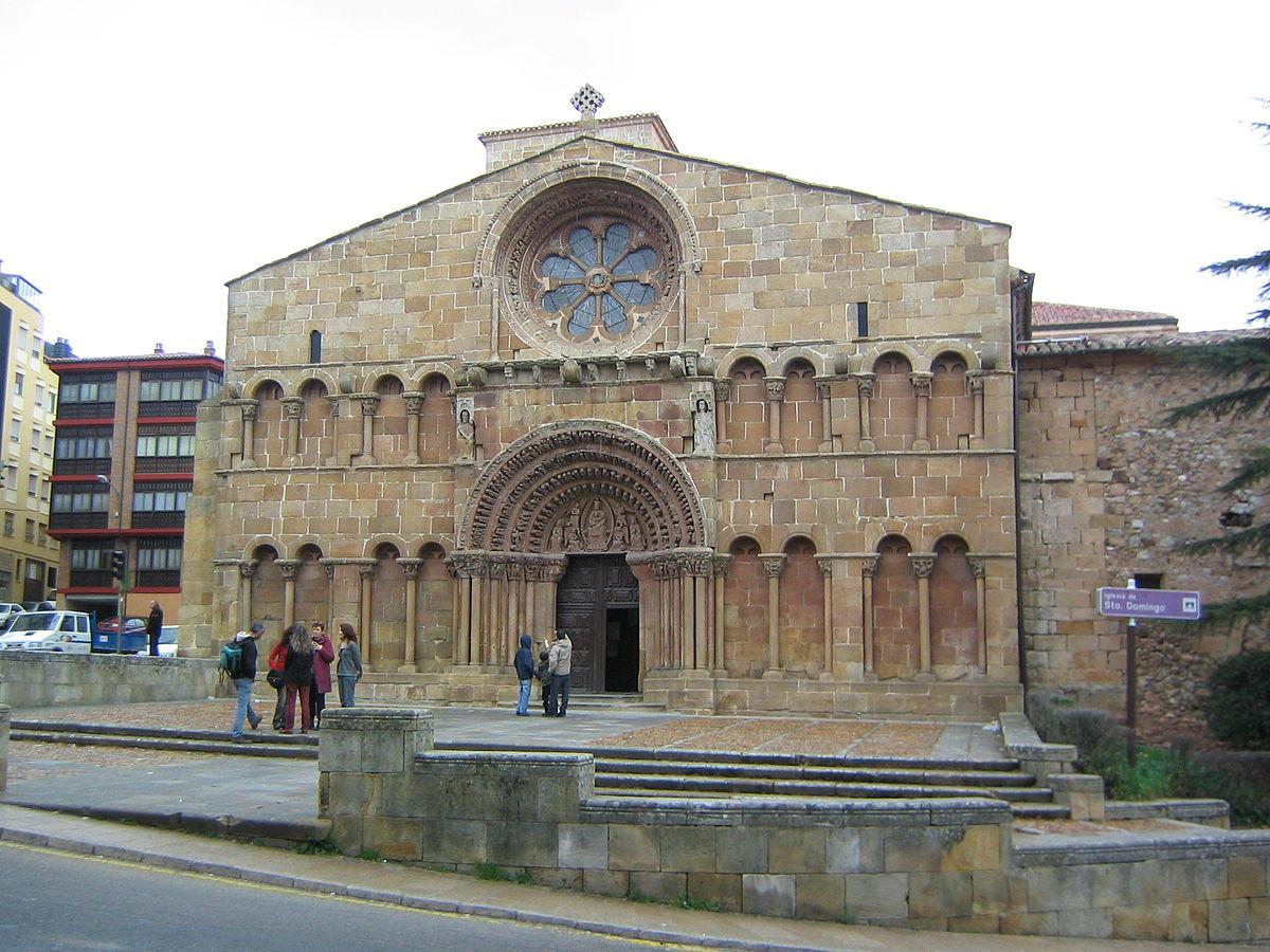 Iglesia de Santo Domingo (Soria) - Wikipedia, la enciclopedia libre