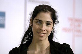 "Star Trek: Voyager - Sarah Silverman made her debut in the two-part episode ""Future's End"""