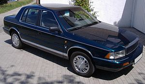 Chrysler Saratoga - 1994 Saratoga based on the LeBaron Sedan