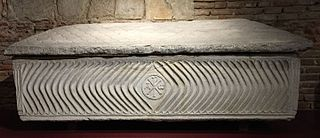 Sarcophage paléochrétien (Ra 763)