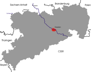 State of Saxony 1945–1952