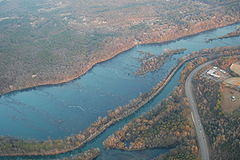 Savannah River Augusta Canal Riverwatch Pkwy.jpg