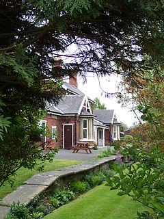 Sawdon railway station Disused railway station in North Yorkshire, England