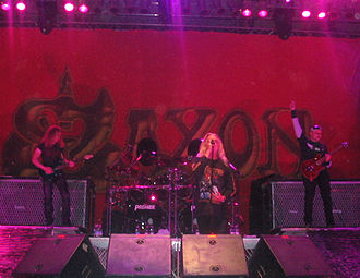 Saxon discography - Saxon live in 2006