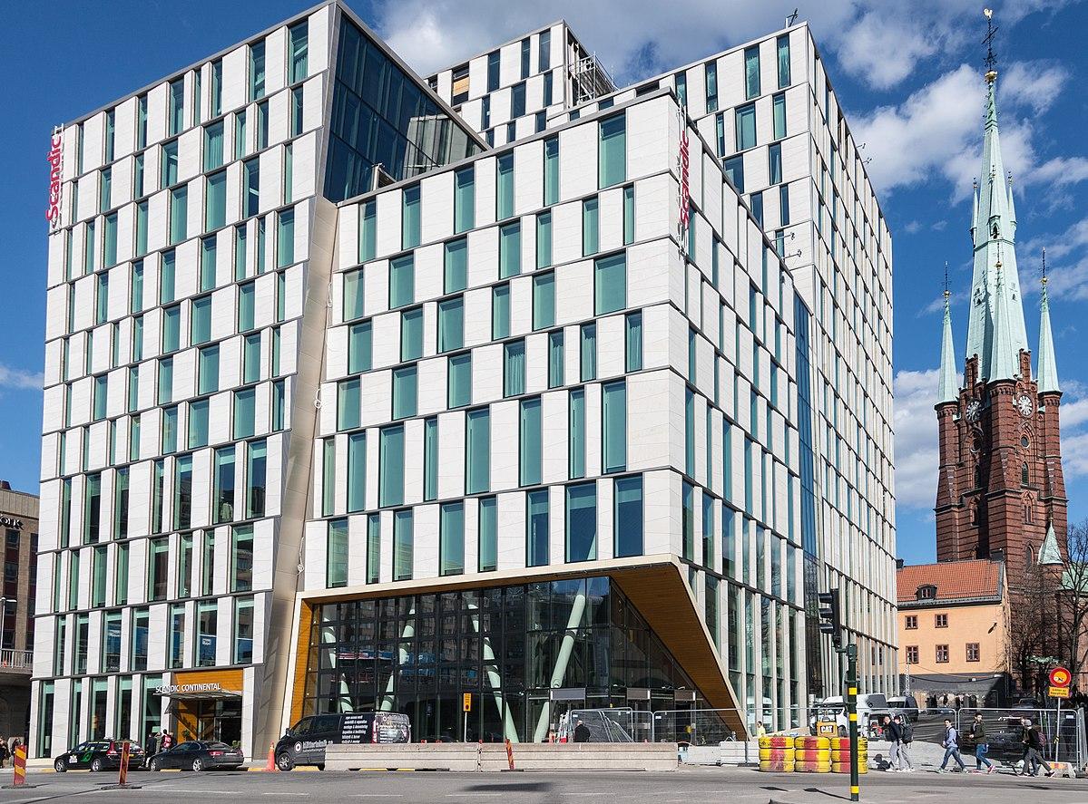Hotel Continental – Wikipedia