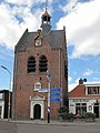 Scheemda, de vrijstaande toren van de Hervormde kerk RM33077 foto4 2012-09-01 15.32.jpg