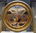 Scheggia, desco da parte con trionfo della fama e imprese medici-tornabuoni, 1449 ca. 01.JPG