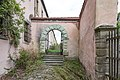 Scheinfeld, Schwarzenberg 4, Großer Beamtenbau, östlich des Durchgangs zur Kniebreche 20170423 001.jpg