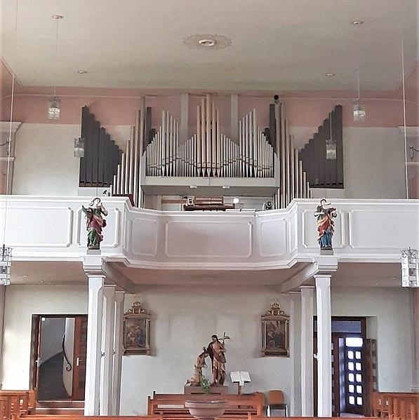 Datei:Schillingen, St. Alban, Gerhardt-Orgel (1).jpg