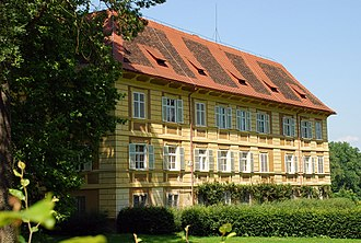 Frauenthal castle - Frauenthal castle in July 2011
