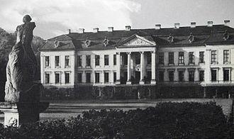 Jean de Bodt - Image: Schloss Friedrichstein