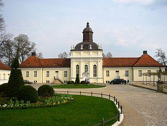 Köpenick Palace - The palace church