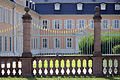 Schloss Schwetzingen, Zaun.JPG