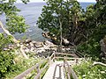 Schody do groty - panoramio.jpg