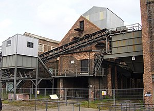 National Mining Museum Scotland - Scottish Mining Museum, Newtongrange