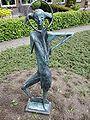 Sculpture Tijl Uilenspiegel, Alverna (Wijchen, Gld, NL).JPG