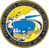 Official seal of Santa Monica, California