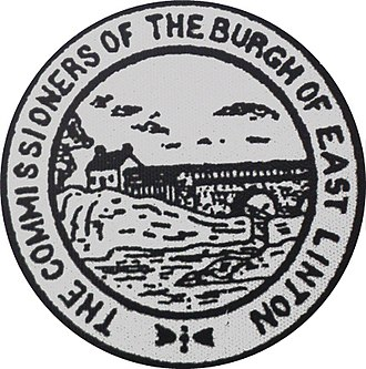 East Linton -  Seal of the Burgh of East Linton