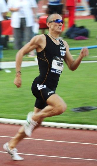 Sean Wroe - Wroe in 2009