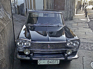 SEAT 1500 - Image: Seat 1500 front