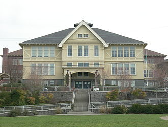 The Seward School, Seattle, Washington. Seattle - Seward School 01.jpg