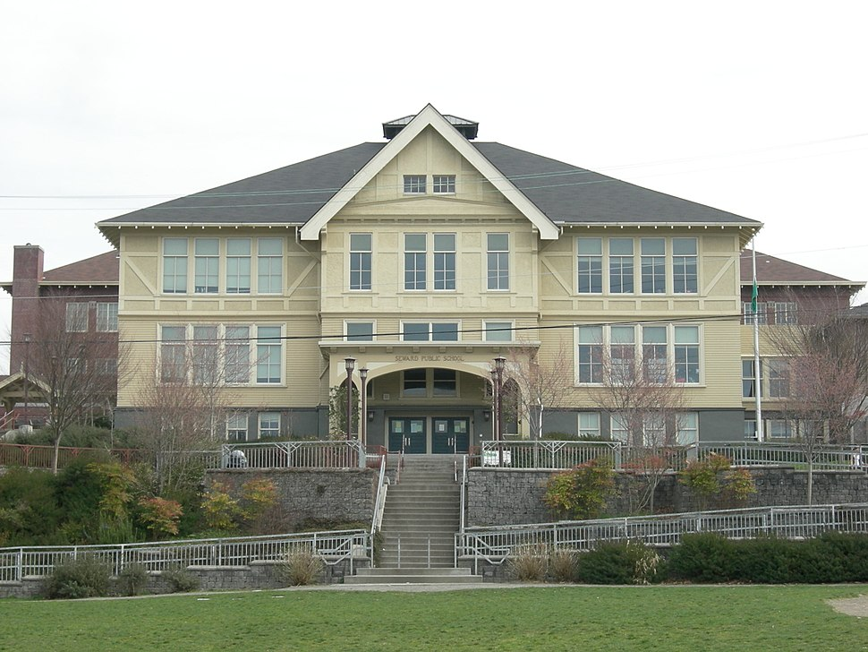 Seattle - Seward School 01