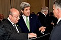 Secretary Kerry With Maltese Foreign Minister Zammit-Dimech and Swiss Federal Councillor.jpg