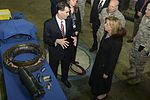 Secretary of the Air Force visits Wright-Patterson Air Force Base 150326-F-AV193-023.jpg