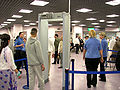 Security in Manchester aeroport.jpg