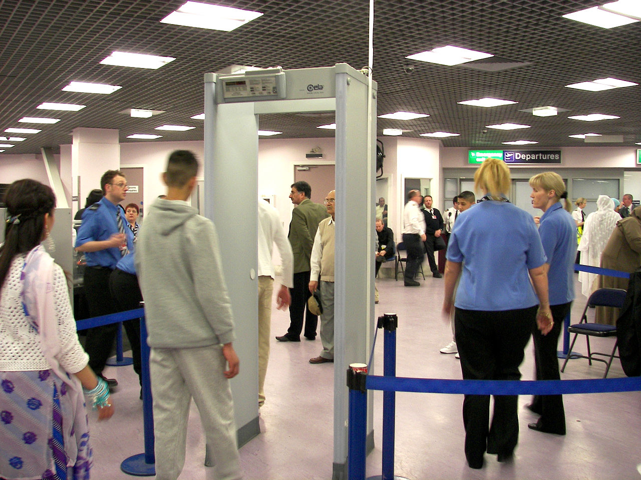 Security screening