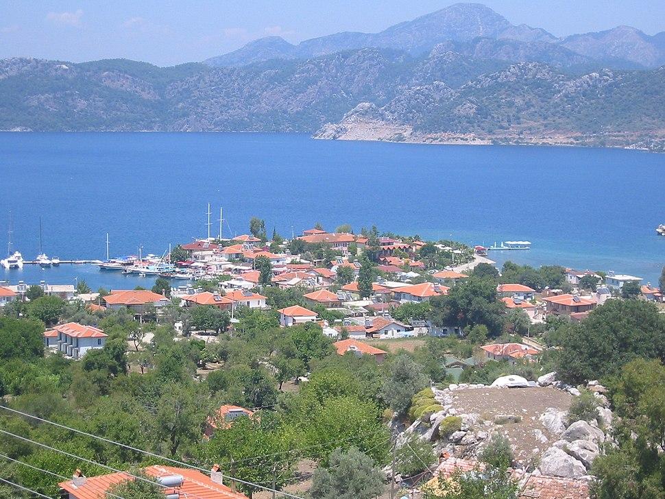 Selimiye koyu
