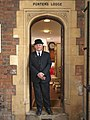Selwyn College, Cambridge Porters Lodge.jpg