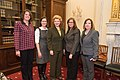 Senator Stabenow meets with representatives of the National Affordable Housing Management Association (32926919310).jpg