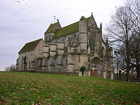 Église Saint-Denis.