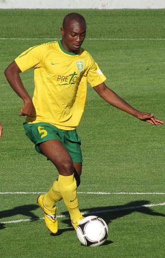 Serge Akakpo - Image: Serge akakpo