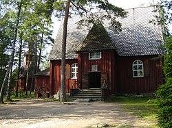 Seurasaari (pulo sa Finland, Uusimaa)