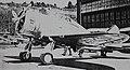 Seversky P-35 Middle plane (6) is Jimmy Doolittle's Seversky SEV-DS NX1291 at Boeing Field Seattle, Washington (16335698052).jpg