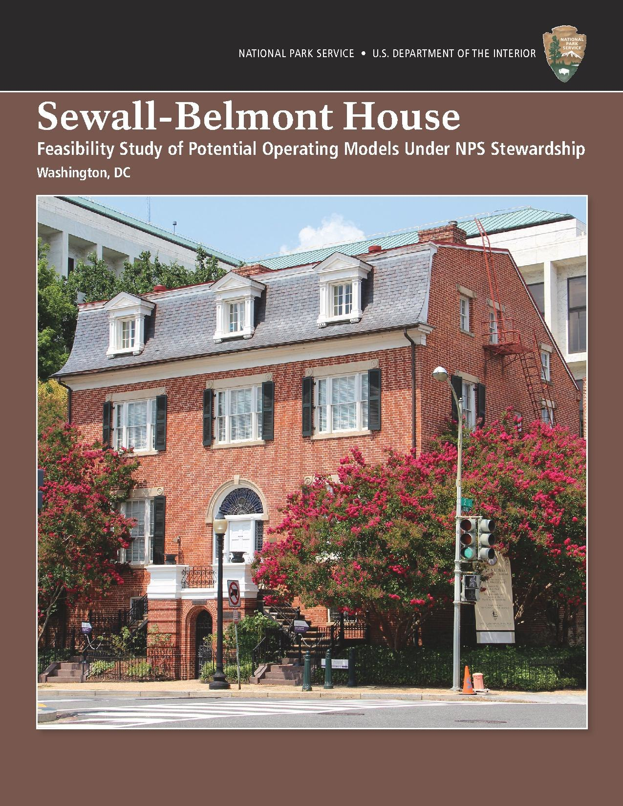 File:Sewall Belmont House Feasibility Study of Potential Operating