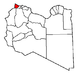 District of An Nuqat al Khams